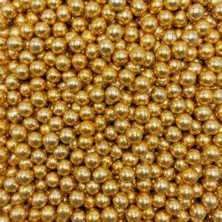 Crunchy Parels Metallic Gold 130 gr