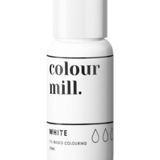 Color Mill - White 20 ml