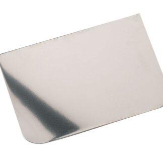 PME - RVS Plain Side Scraper